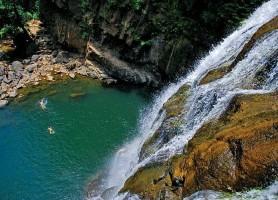 Cascade La Fortuna: un spectacle de carte postale