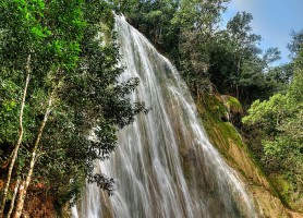 Chutes El Limon: une pittoresque cascade