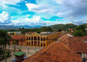 Comayagua: découvrez cette merveilleuse cité historique