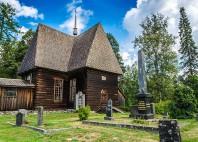 Eglise de Petäjävesi