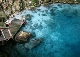 Hoyo Azul: un irrésistible temple souterrain