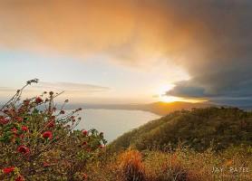 Lagune d'Apoyo: un pittoresque étang d'eau d'origine volcanique