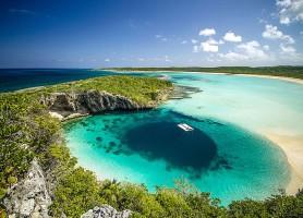 Long Island: une des plus spectaculaires îles des Bahamas