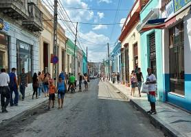Matanzas: une ville panneau-stop du Cuba