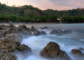 Montezuma: un site touriste formidable
