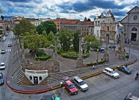 Quetzaltenango: un monde de convivialité