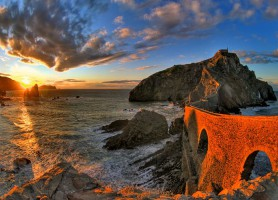 San Juan de Gaztelugatxe : l'île aux paysages pittoresques