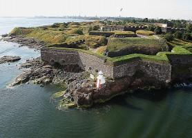 Suomenlinna: le légendaire château-fort!