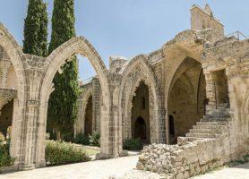 Abbaye de Bellapais: un monastère extraordinaire