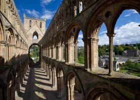Abbaye de Jedburgh: le sceau d'une époque de gloire