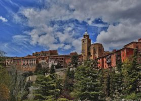 Albarracín: l'Himalaya européen se trouve ici