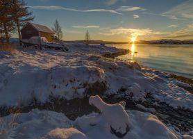 Altafjord: une des plus remarquables criques de la Norvège