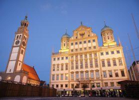 Augsbourg: la luxuriance et la beauté sont à l'honneur