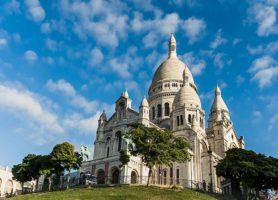 Basilique du Sacré-Cœur: un des monuments emblématiques de Paris