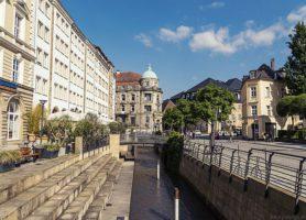 Bayreuth: une ville culturelle à part entière
