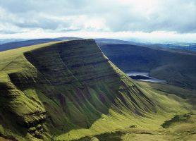 Brecon Beacons: une réserve naturelle unique au monde