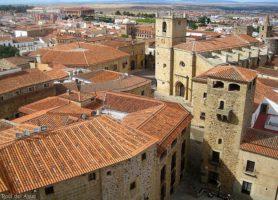 Cáceres: les charmes d'une ville merveilleuse