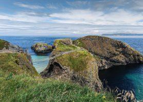 Carrick-a-Rede: le Golden Gate irlandais