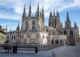 Cathédrale de Burgos: une cathédrale magnifique