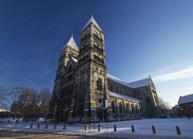 Cathedrale de Lund: une incontournable merveille religieuse!