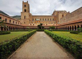 Cathédrale de Monreale: un joyau de Sicile