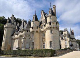 Château d'Ussé: un espace entre rêve et réalité