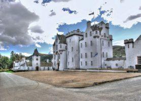 Château de Blair: un manoir aux caractéristiques authentiques