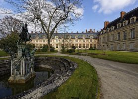 Château de Fontainebleau: 800 ans et encore debout!