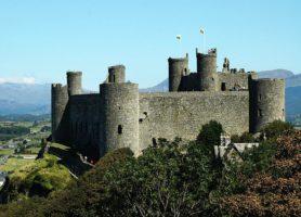Château de Harlech: au cœur d'une admirable forteresse