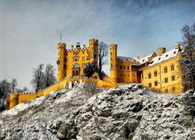 Château de Hohenschwangau: au cœur d'une splendide forteresse