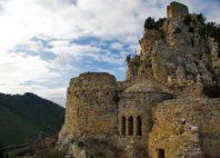 Château de Saint-Hilarion