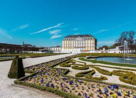 Chateaux de Brühl: des édifices magnifiques