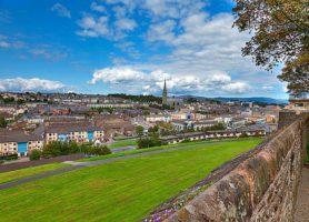 Derry: au cœur des paysages enchanteurs