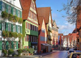 Dinkelsbühl: une surprenante ville historique