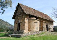 Églises de Troodos