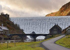 Elan Valley: au cœur de la terre des barrages!