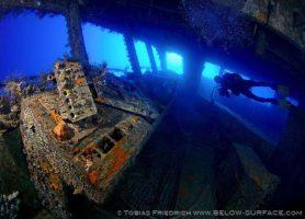 Epave du Zenobia: le Titanic de la méditerranée
