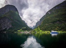 Flåm: l'une des plus splendides localités de Norvège