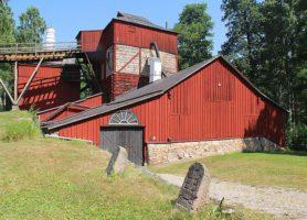 Forges d'Engelsberg: le symbole du glorieux passé économique suédois