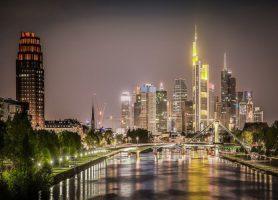 Francfort: une des villes emblématiques de l'Allemagne