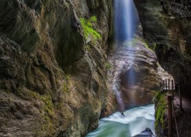 Gorge de la Partnach: un site naturel magnifique