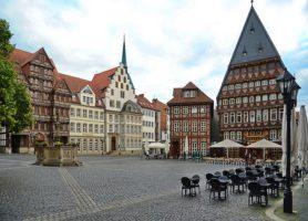 Hildesheim : au cœur d'une ville artistique romane
