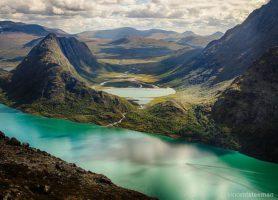 Jotunheimen: découvrez la vallée des mastodontes