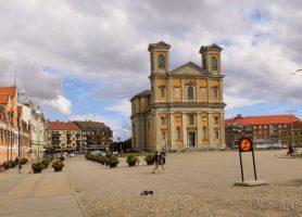 Karlskrona: offrez-vous cette citadelle en bordure de mer