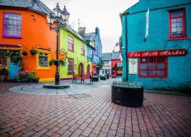 Kinsale : une petite cité à la richesse culturelle insoupçonnée