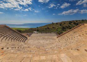Kourion: un impressionnant site archéologique