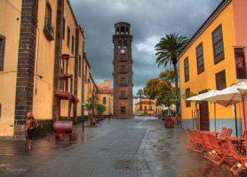 La Laguna: la ville universitaire de la région