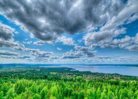 Lac Siljan : le cours d'eau le plus spectaculaire de la Suède