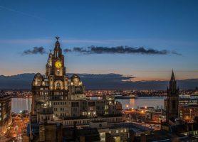 Liverpool: une magnifique cité florissante