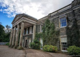 Manoir de Mount Stewart: un emblématique bâtiment